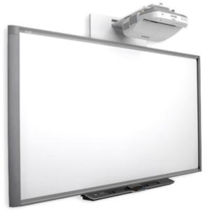SMART Board série M600 (Tableau blanc + Vidéoprojecteur)