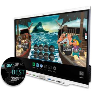 SMART Board® série 7000 Pro